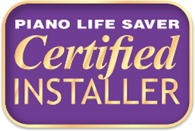 Piano Life Saver Certified Installer